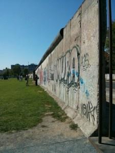 Berlin Wall memorial, gluten free Berlin
