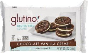 gluten free cookies, glutino