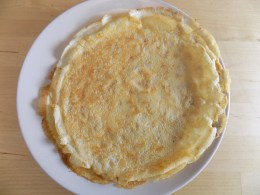 gluten free crepes, gluten free pancakes