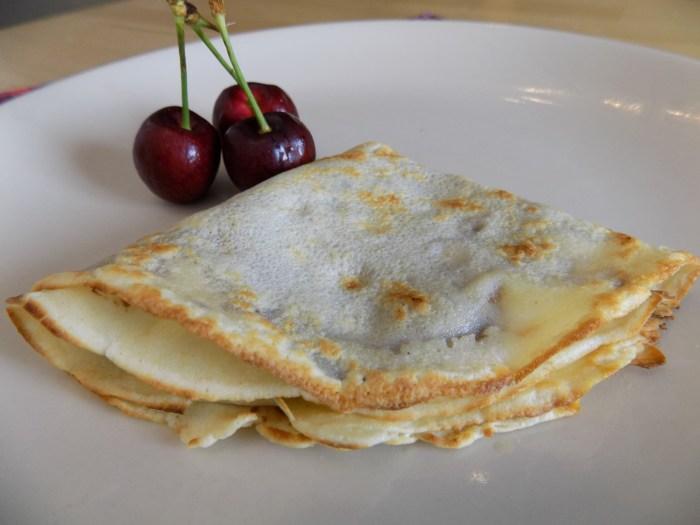 gluten free pancakes, gluten free crepes