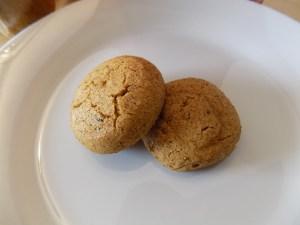 gluten free cookies, snickerdoodles