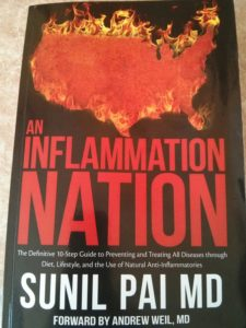 "Here are four key takeaways from my reading of ""An Inflammation Nation"" by Dr. Sunil Pai of the Albuquerque-based Sanjevani Center."