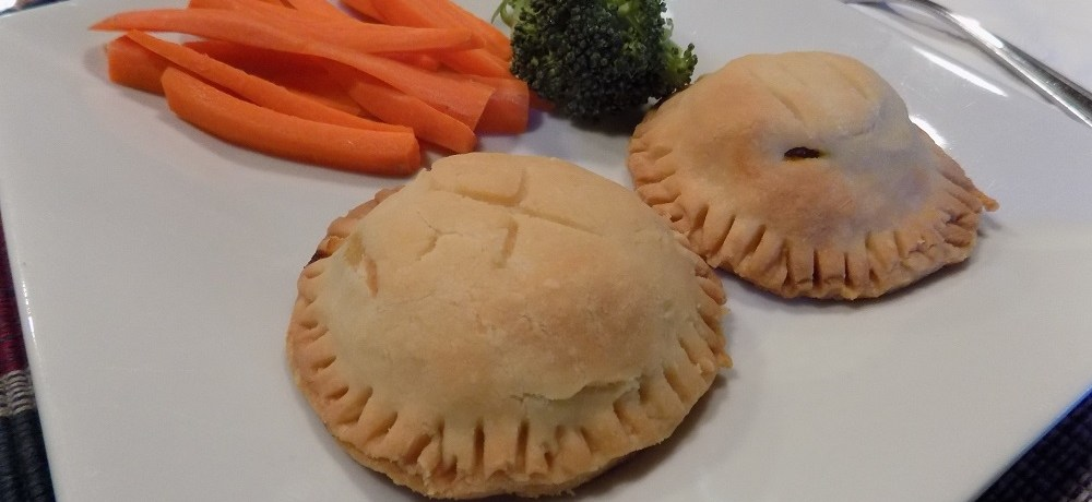 Gluten free pocket pies are a crowd pleaser