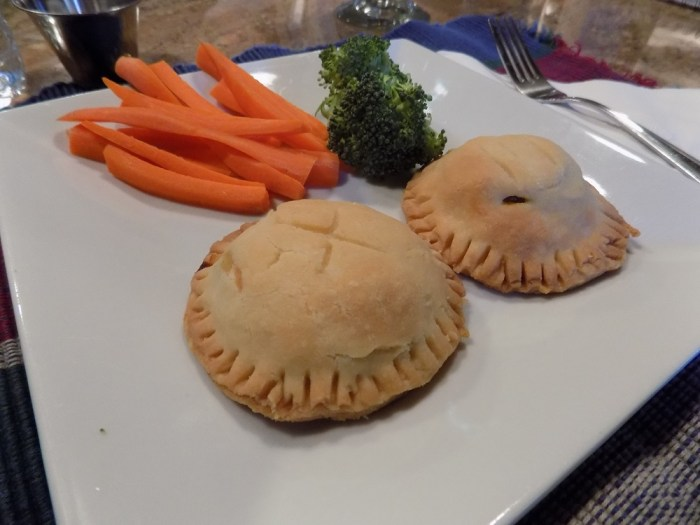 Make this individual, hand-held pies with a variety of fillings for an easy crowd pleaser. Check out how we made these gluten free pocket pies!