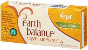 Earth Balance Sticks