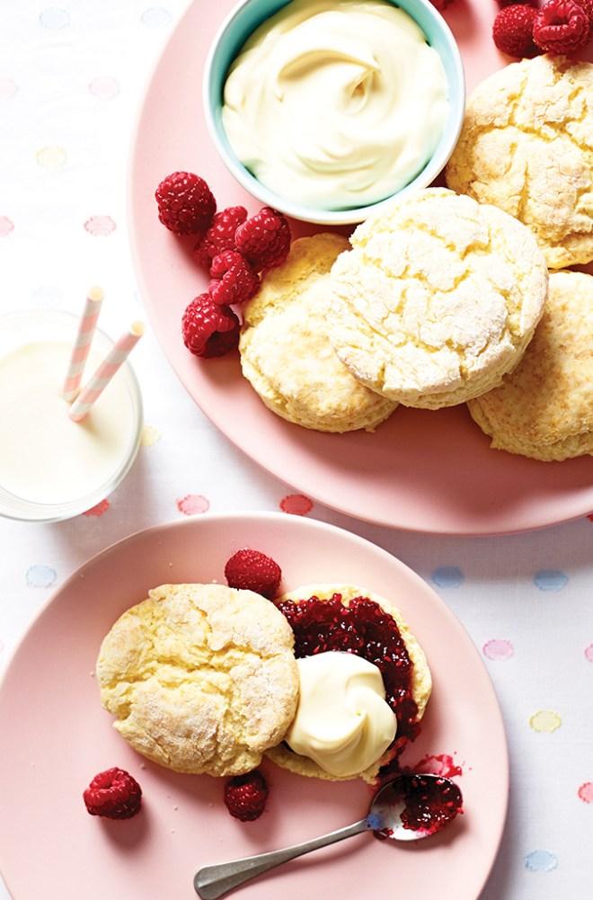 Gluten-free scones