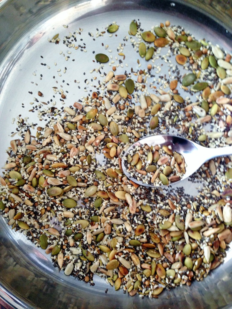salty seeds