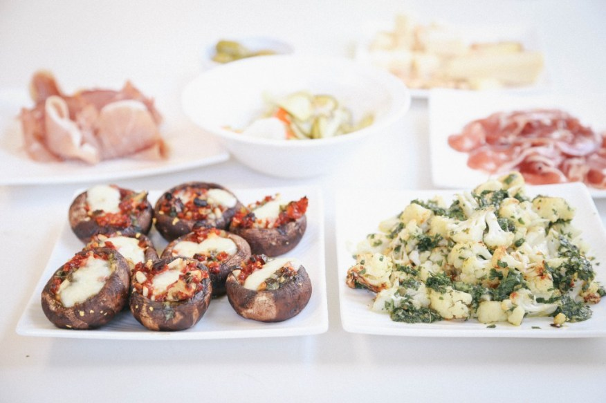 antipasti buffet_