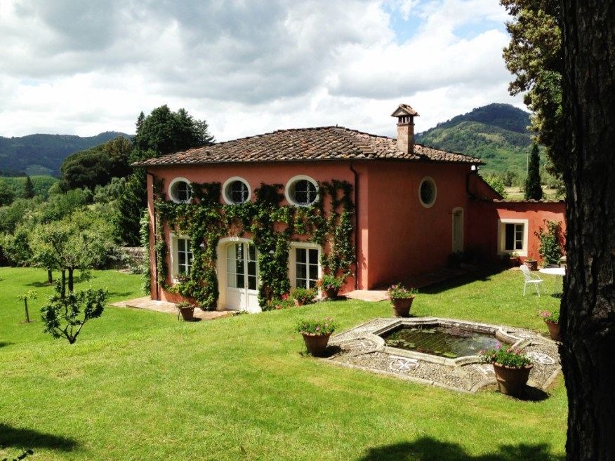 the villa II