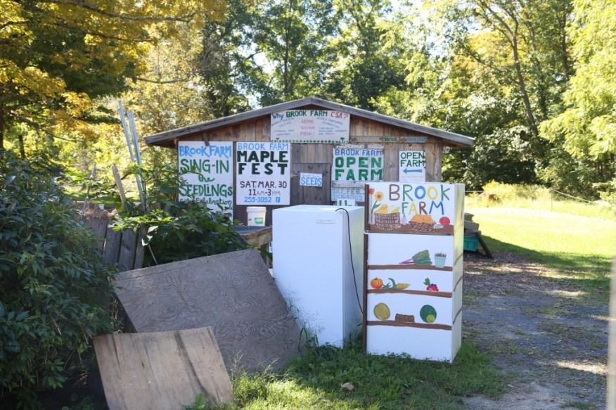 Hudson- Brook farm