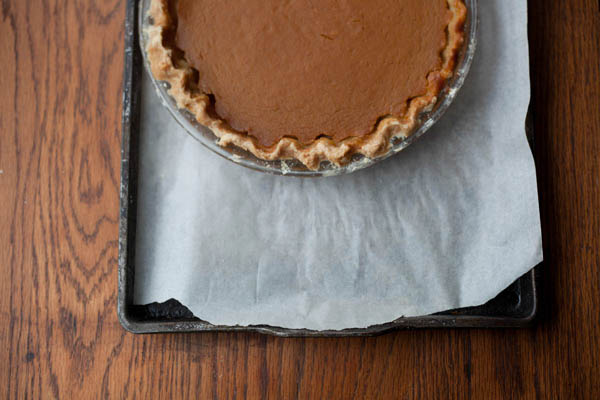 pumpkin pie_
