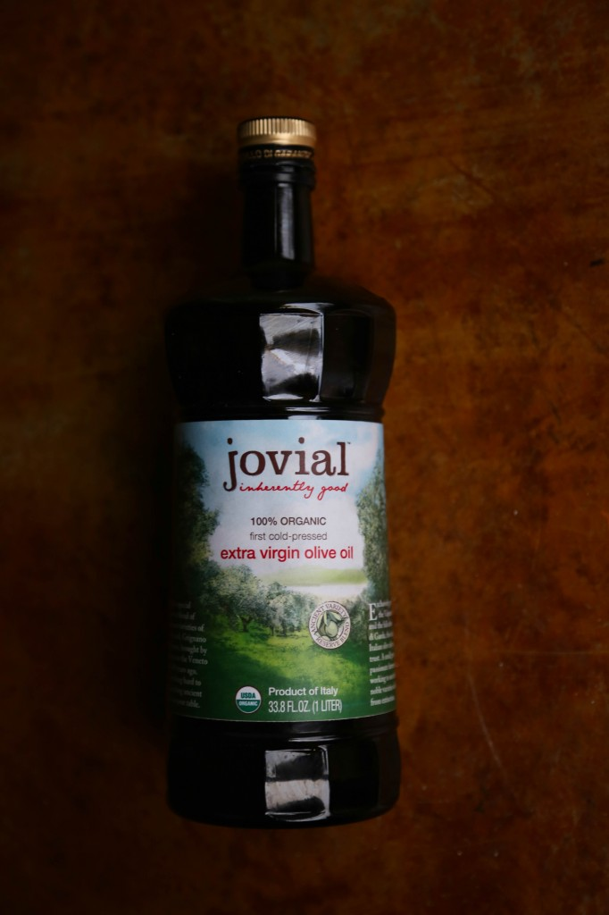 Jovial olive oil_