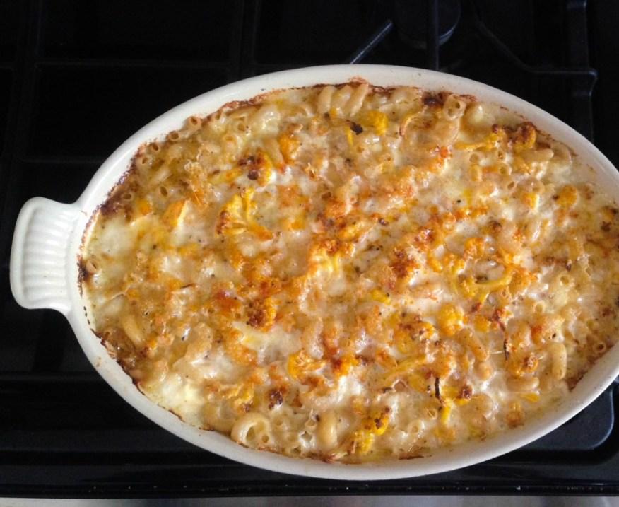 Oakland and Sacramento- macaroni and cheese