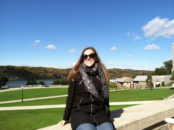 My alma mater! Marist College in Poughkeepsie, NY
