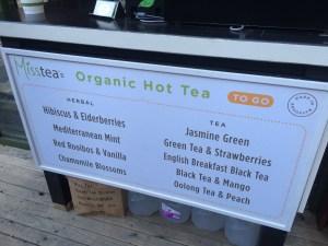 MissTea's Organic Hot Tea