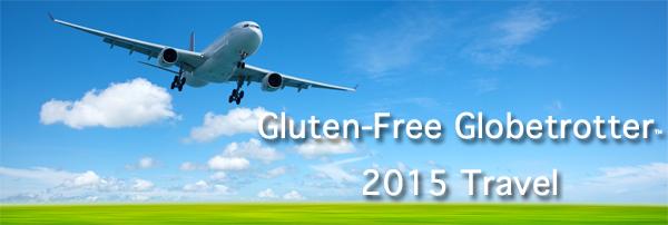 2015 gluten-free travel