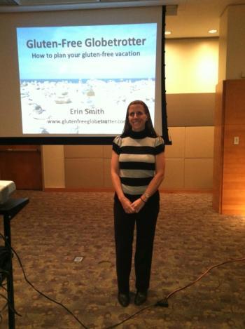 Gluten-Free Globetrotter Presentation