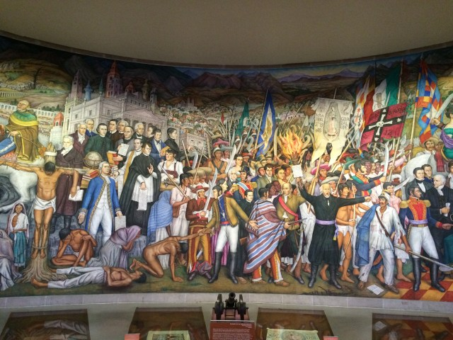 Murals of Mexico City