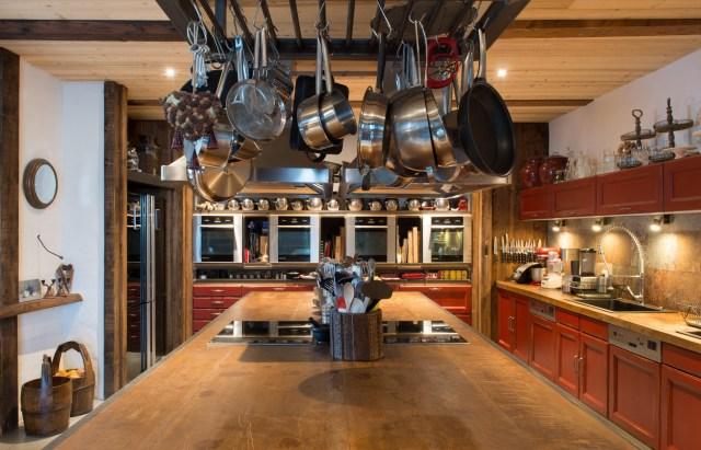 cookery kitchen