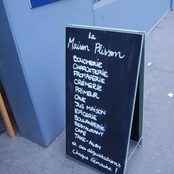 A little bit of everything at La Maison Plisson
