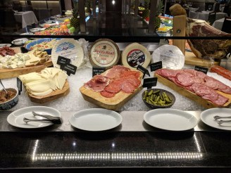 Meats and cheeses, my favorite