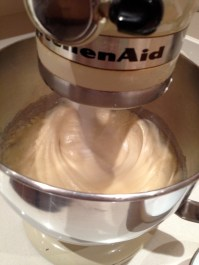 Alternating dry and wet ingredients