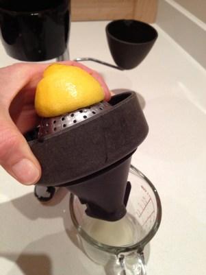 Close up on my beloved VHB juicer