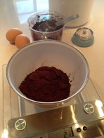 Valrhona Cocoa - the aroma is wonderful!