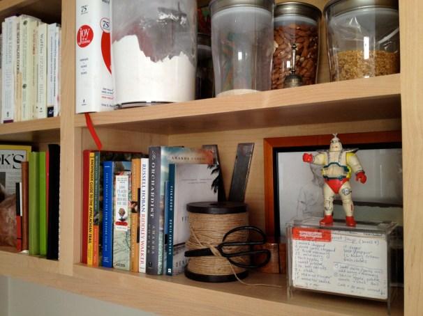 Aspenglas recipe box back on the shelf 'til next time