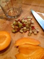 Diced fruit