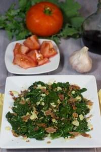 Healthy Gluten Free Kale No Nitrate Bacon