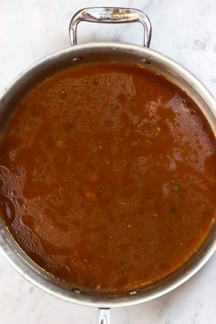 smoked paprika sauce