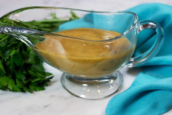 velvety smooth gluten free gravy