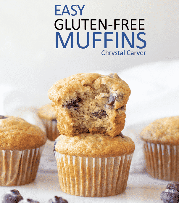 Easy Gluten Free Muffins ebook cover