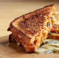 Kimcheelicious & Levine's Gf KimCheese Sandwiches