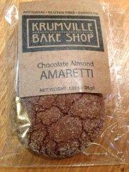 gluten free amaretti cookies from krumvillebakeshop.com