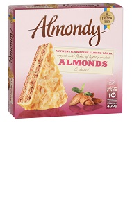 Almond cake - gluten free dessert