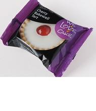 Cherry Bakewell Tart Gluten Free