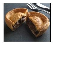 Devon Steak Gluten free Pies