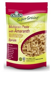 Multigrain Pasta with Amaranth