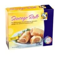 Sausage gluten free Rolls