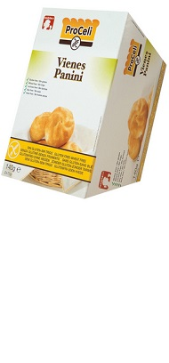 VIENES PANINI  - gluten free rolls