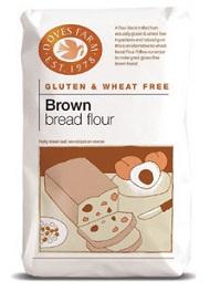 brown bread flour