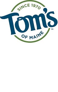 Tom s of Maine gluten free toothpaste logo
