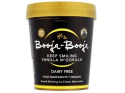 Booja Booja Keep Smiling Vanilla M'Gorilla
