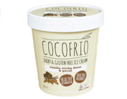 Cocofrio Coconut Milk Ice Creams