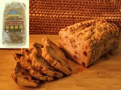 Manna Organics Gluten Free Cinnamon Raisin