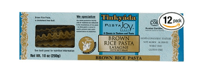 Tinkyada Brown Rice Lasagne