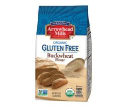 Arrowhead Mills Gluten Free Organic Buckwheat Flour