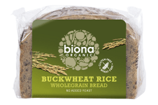 Biona Buckwheat Rice Bread